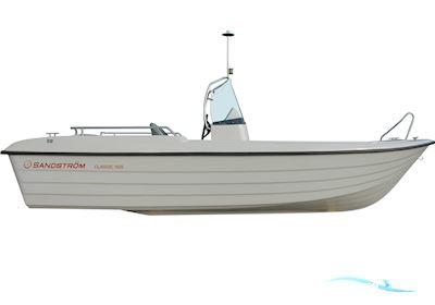 Motorbåd Ny Sandström Classic 565 Styrepult