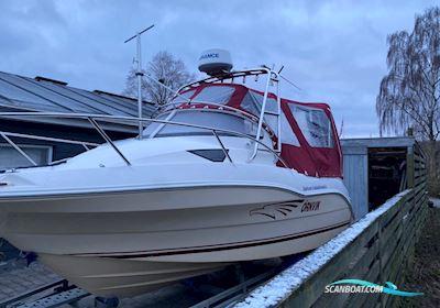 Motorbåd Ørnvik 540 DC - Top Udstyret Til Lystfiskeri