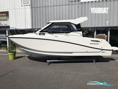 Motorbåd Quicksilver 675 Weekend med Mercury F150 EFI ELPT  - NYHED 2021