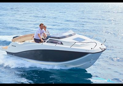 Motorbåd Quicksilver Activ 555 Cabin