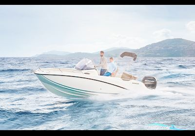 Motorbåd Quicksilver Activ 605 Sundeck