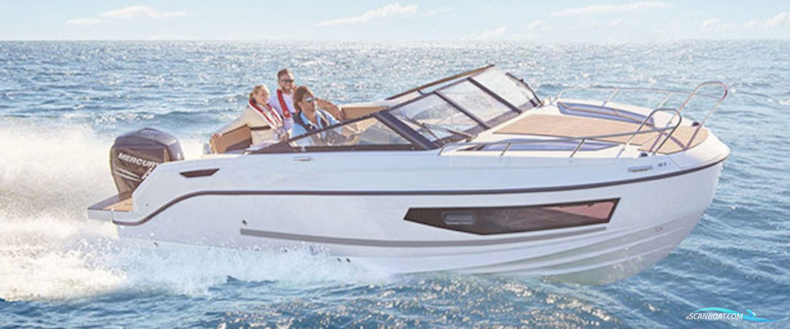 Quicksilver Activ 755 Cruiser (Standard Båd)