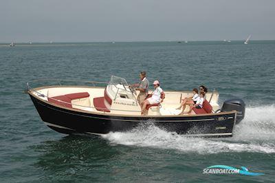 Motorbåd Rhea 27 Open