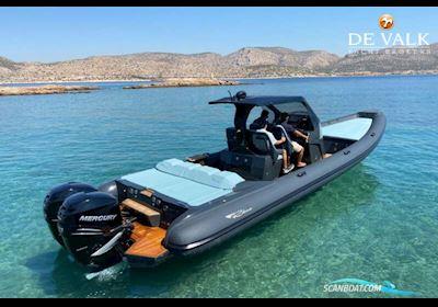 Motorbåd RIBCO Seafarer 36