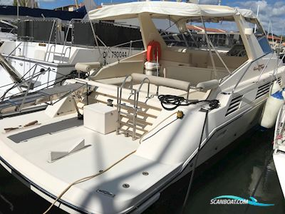 Motorbåd Riva 43 Tropicana