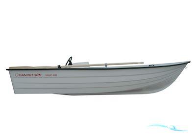 Motorbåd Sandström Basic 460 S - Ny