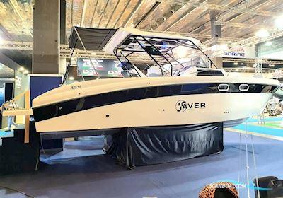 Motorbåd Saver 870WA