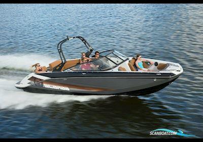 Motorbåd Scarab 255