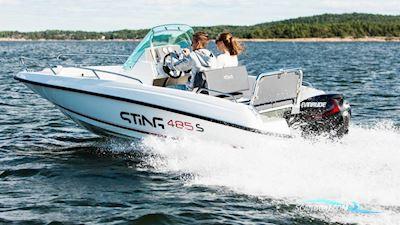 Motorbåd Sting 485 S