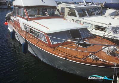 Motorbåd Storebro 34 m. Fly