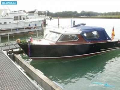 Motorbåd Wolfrat Sportcraft Model Traveler
