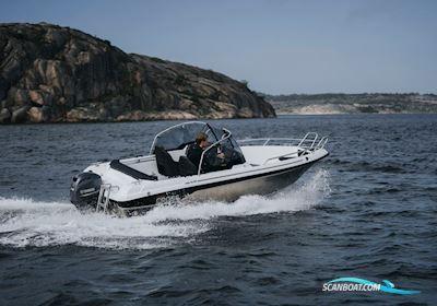 Motorbåd Yamarin 54 BR Cross