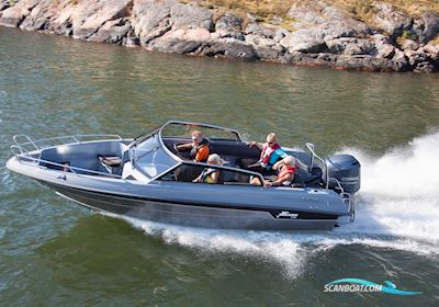Motorbåd Yamarin 64 BR Cross