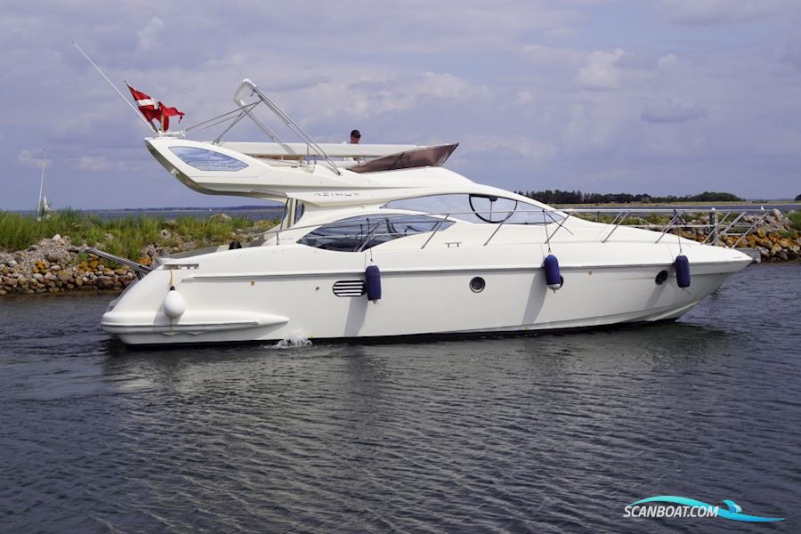 Azimut 43 - Top Stand / Top Condition