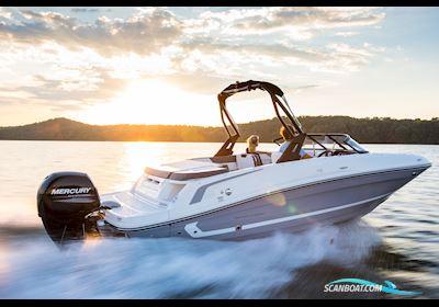 Motorbåt Bayliner VR5 OB