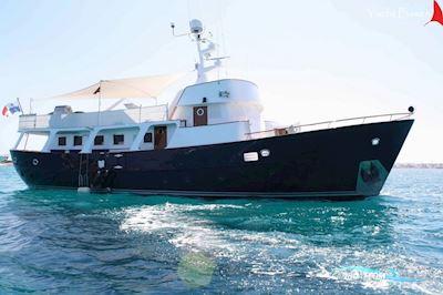 Motorbåt Berwick