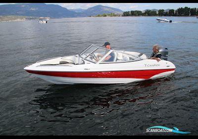 Motorbåt Campion A16 OB BR Allante