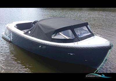 Motorbåt Corsiva 595 Tender - 24 HK Karvin Elmotor/Udstyr