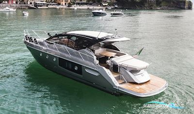 Motorbåt Cranchi M44 HT - New 2021