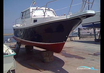 Motorbåt Delfino 7,5 - Pilotina