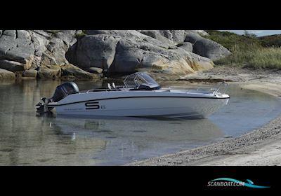 Motorbåt Finnmaster S6 - 115 HK Yamaha