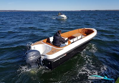 Motorbåt Fjordjollen 500 Classic