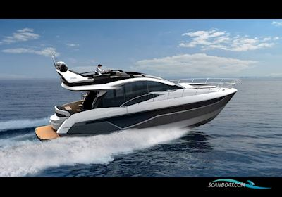 Motorbåt Galeon 470 Skydeck