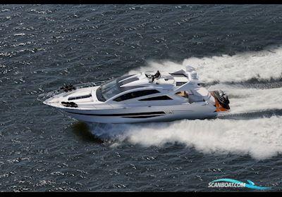 Motorbåt Galeon 700 Skydeck