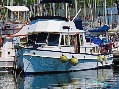 Motorbåt Grand Banks 36' Classic