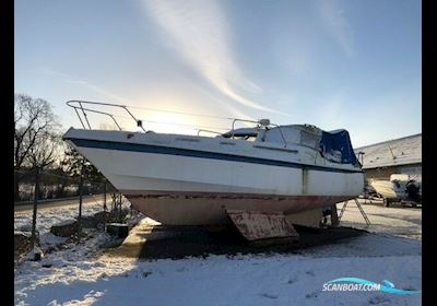 Motorbåt Halmatic 880