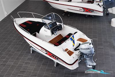 Motorbåt Micore XW48SC