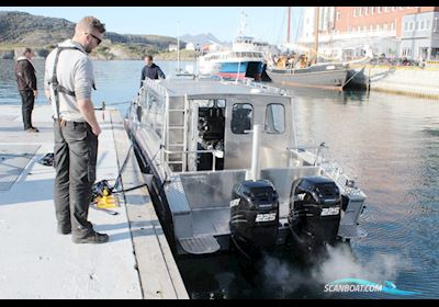 Motorbåt MS C950WT