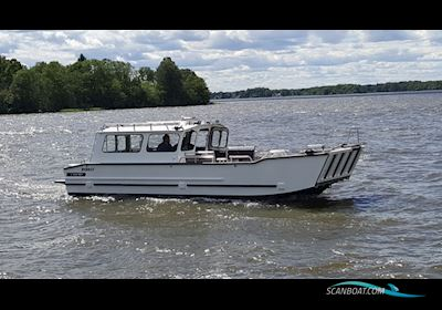 Motorbåt MS C950WT Taxi Version