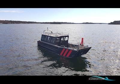 Motorbåt MS C950WT Work Cabin