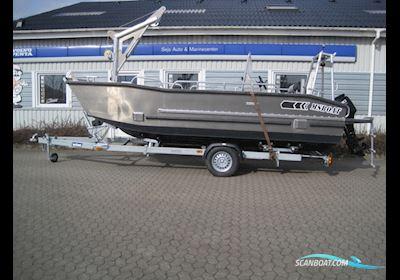Motorbåt MS S550WT