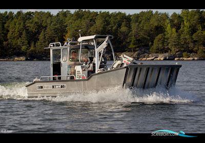 Motorbåt MS S690WT Hard-Top (Cabin Version 5)