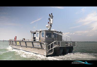 Motorbåt MS Sea Truck 12 XL Version