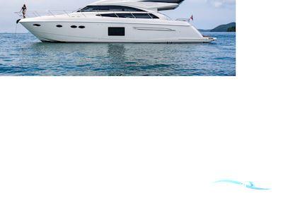 Motorbåt Princess 64