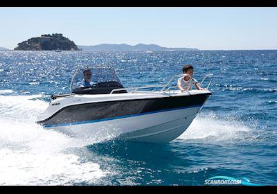 Motorbåt Quicksilver Activ 455 Open