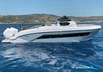 Motorbåt Ranieri Next 285 LX m. 2X F200 HK