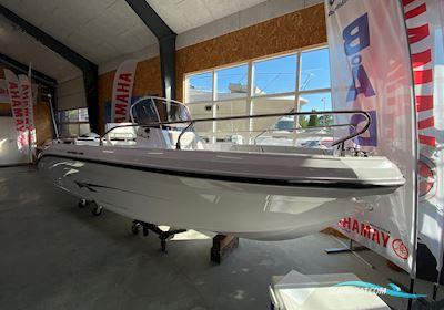 Motorbåt Ranieri Voyager 18S