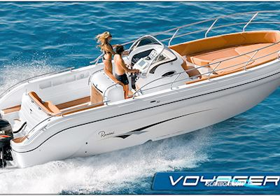 Motorbåt Ranieri Voyager 30