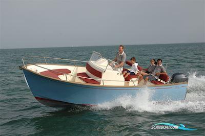 Motorbåt Rhea 23 Open