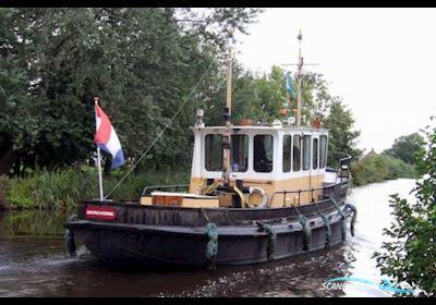 Motorbåt Sleepboot Sleepboot