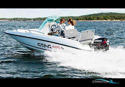 Motorbåt Sting 485 S