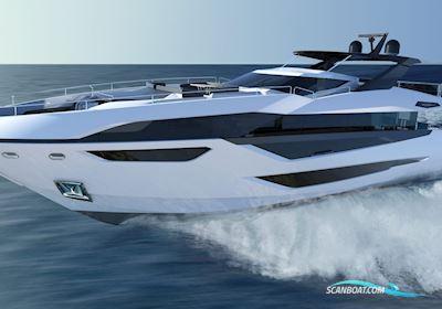 Motorbåt Sunseeker 100 Yacht