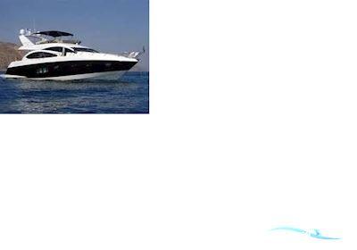 Motorbåt Sunseeker 60 Manhattan