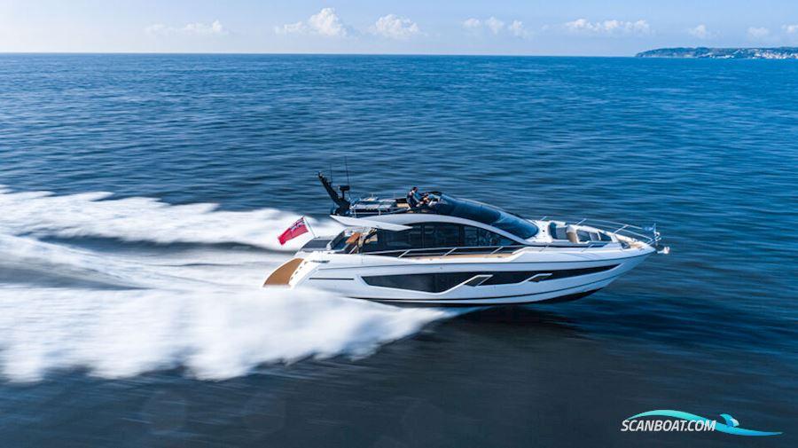 Sunseeker 65 Sport Yacht