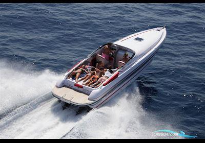 Motorbåt Tullio Abbate Mito 33