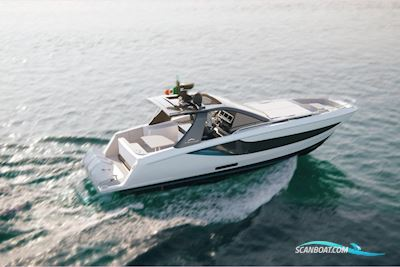 Motorboot Azimut Verve 42